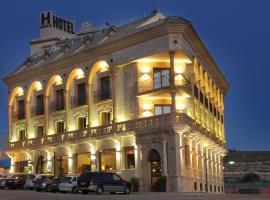 Hotel Campos de Baeza, Баэса (рядом с городом Пуэнте-дель-Обиспо)