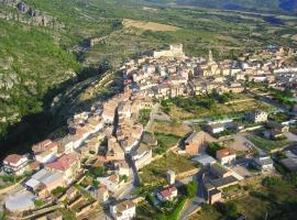 Alcova del Firmament, Os de Balaguer (рядом с городом Ibars de Noguera)