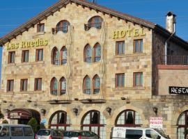 Hotel Las Ruedas, Laredo