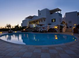 Naxos Kalimera Apartments, Агия-Анна (Наксос)