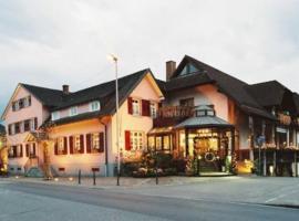 Hotel-Restaurant Adler, Лар