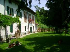 B&B Locanda della Sesta Felicità, Vaglio Serra (Vinchio yakınında)