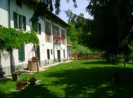 B&B Locanda della Sesta Felicità, Vaglio Serra (Nizza Monferrato yakınında)