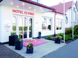 Hotel Elysee, Seligenstadt (Dettingen am Main yakınında)