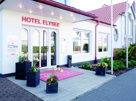 Hotel Elysee, Seligenstadt (Mainhausen yakınında)