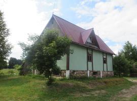 Agrousadba ProstoSashino, Kamenyuky (Stolpoviski yakınında)
