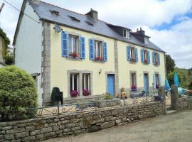 Laura's Chambres d'Hôtes, Huelgoat (рядом с городом Berrien)