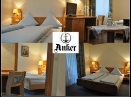 Hotel Gasthof Anker, Baiersbronn (Röt yakınında)