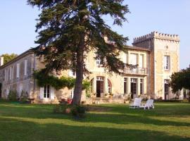 Château Les Tours Seguy, Saint-Ciers-de-Canesse