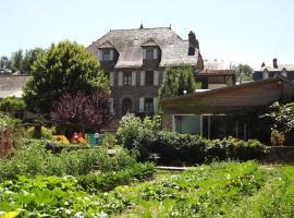 Logis Hostellerie des Lauriers, Альбан (рядом с городом Плезанс)