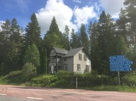 Route 26, Laxtjärn
