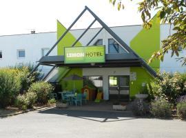 Lemon Hotel - Mery sur Oise/Cergy, Мери-сюр-Уаз (рядом с городом Auvers-sur-Oise)