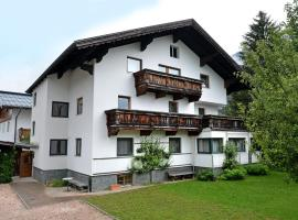 Ferienhaus Nadine by NV-Appartements, Westendorf (Ahrenberg yakınında)