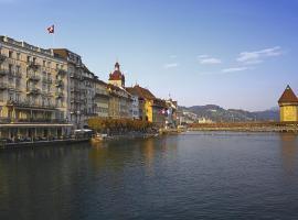 Hotel des Balances, Lucerna