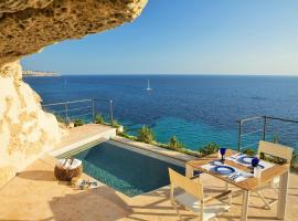 Cap Rocat - Small Luxury Hotels of the World, Cala Blava