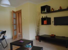 Apartment Do Sar, Santiago de Compostela (A Torre Branca yakınında)