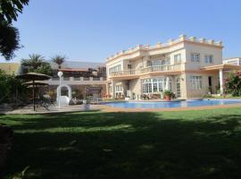 Fuerteventura Serenity Luxury B&B, Costa Calma (La Pared yakınında)