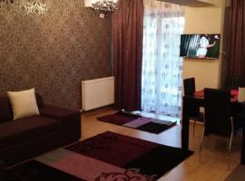Apartment Decebal