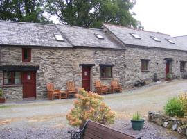 Maes Madog Cottages, Betws-y-coed (Near Capel Garmon)