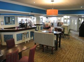 Pelham Hotel, Immingham (рядом с городом East Halton)