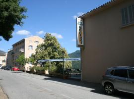 Le Refuge Orezza, Piedicroce (рядом с городом Campana)