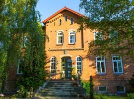 Gutshaus Zietlitz, Dobbin (Serrahn yakınında)