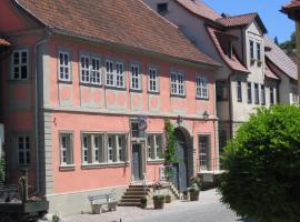 Pörtnerhof Seßlach, Seßlach (Untermerzbach yakınında)
