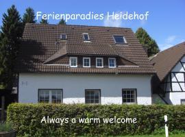 Farm Stay Heidehof, Hellenthal