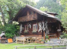 Hoferhütte 2, Rennweg (Zanaischg yakınında)