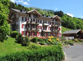 Swiss Historic Hotel du Pillon, Grand Chalet des Bovets