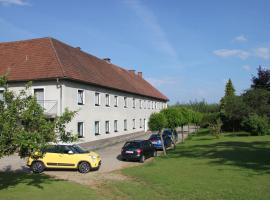 Pension Merkinger, Behamberg