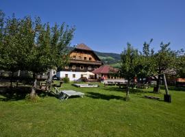 Pension Zechnerhof, Sankt Georgen ob Murau (Kaindorf yakınında)