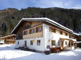 Alpencasa Ranalt, Neustift im Stubaital