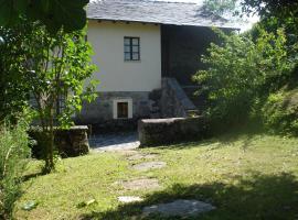 Casa de Aldea Vache, Naraval (Muñalén yakınında)