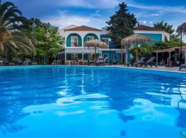 Hotel Chatziandreou, Принос