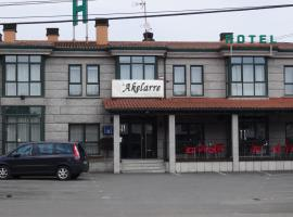 Hotel Akelarre, San Marcos