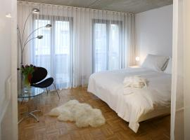 Hotel Banks, Anvers