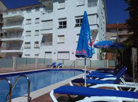 Hotel Agarimo, Areas