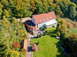 Hotel Harzresidenz, Thale (Friedrichsbrunn yakınında)