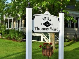 Villa Ward - Ages 18 and Over Only, Kamouraska