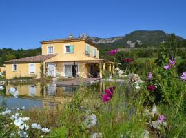 Chambre d'hôtes Ananda, Sisteron (рядом с городом Servoules)