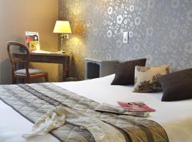 Hotel The Originals Bourges Les Tilleuls (ex Inter-Hotel)