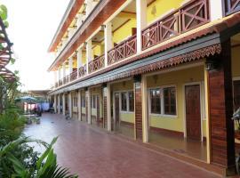 Jennida Guesthouse, Muang Phônsavan