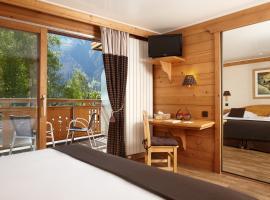 Hôtel de L'Arve, Chamonix-Mont-Blanc