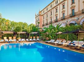 Hotel Alfonso XIII - A Luxury Collection Hotel, Sevilla