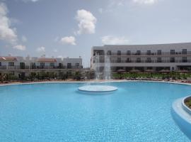 Self Catering at Dunas Beach Resort Cape Verde
