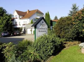 Landhotel-Restaurant Schwalbennest, Zierenberg (Habichtswald yakınında)