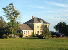 Briarcliffe Inn, Bedeque (Borden-Carleton yakınında)