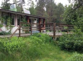 Markos Holiday Home, Saaramaa (рядом с городом Ylä-Jääski)