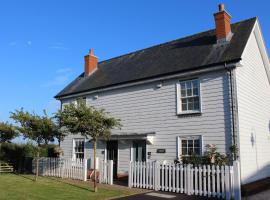 Saltmarsh Cottage, Camber (рядом с городом Rye Harbour)